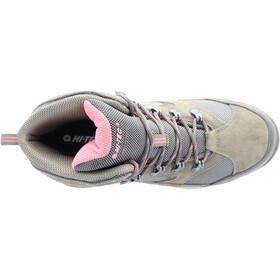 Hi-Tec Storm WP Naiset kengät , harmaa/oliivi
